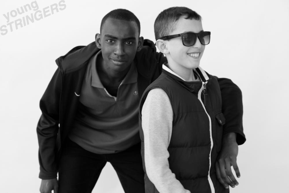 Young Stringers in Copenhagen NV