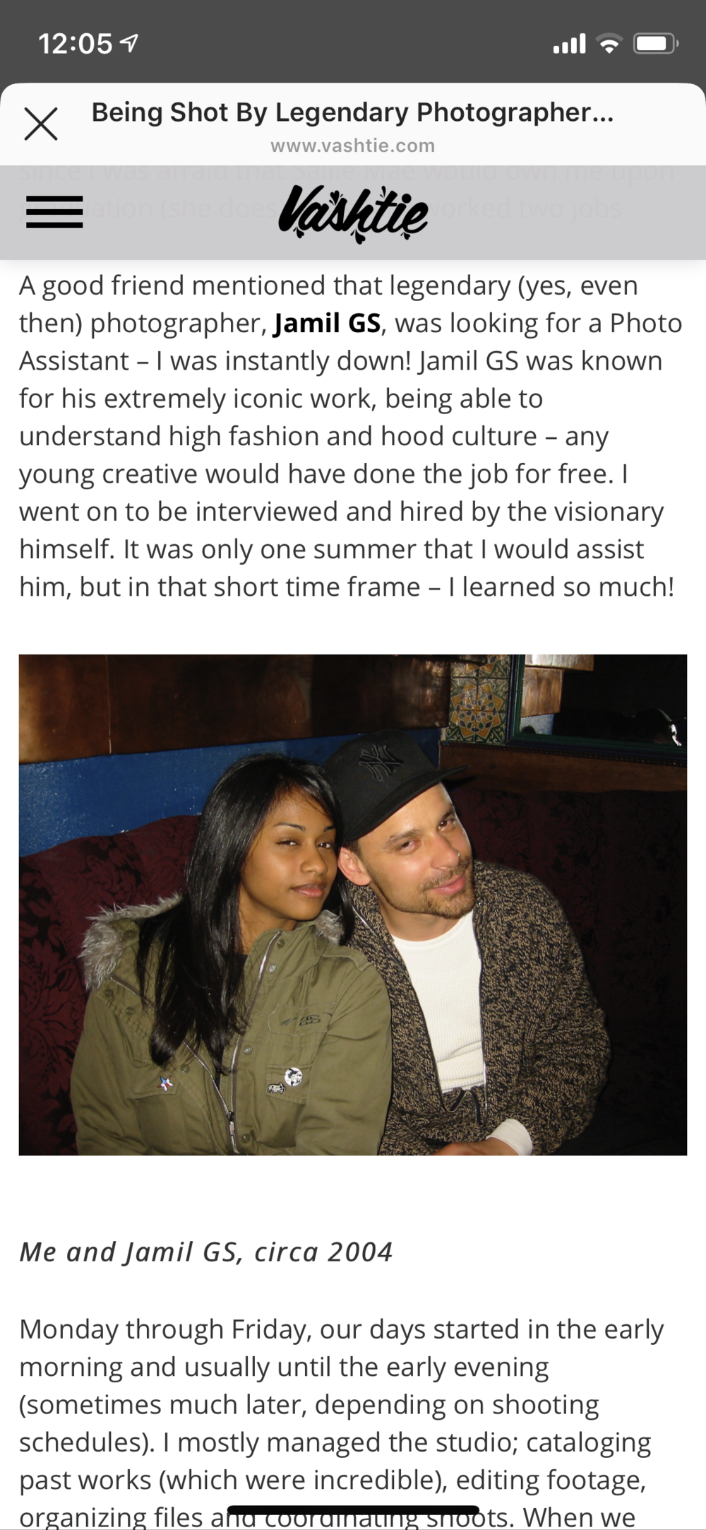 READ FULL STORY AT  VASHTIE.COM