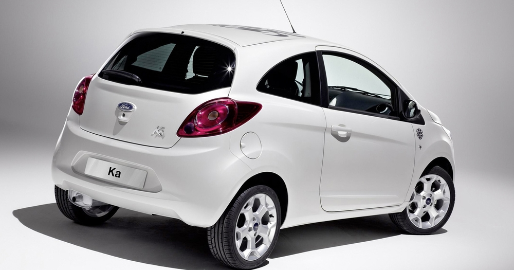 Ford Ka Reliable Engine Cheap Road Tax Simple