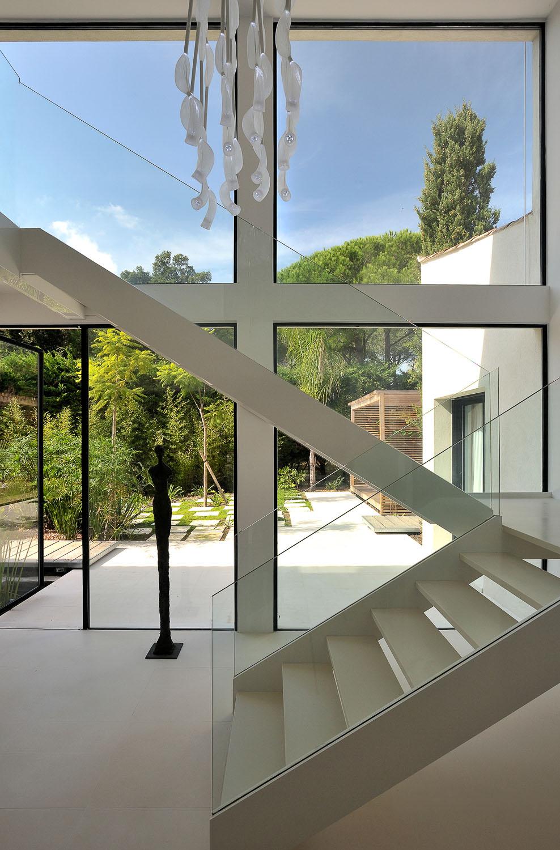 Proj maison wp int vincent coste architecte for Architecte saint tropez