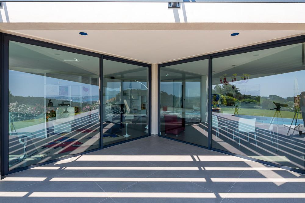 proj maison a3 vincent coste architecte saint tropez. Black Bedroom Furniture Sets. Home Design Ideas