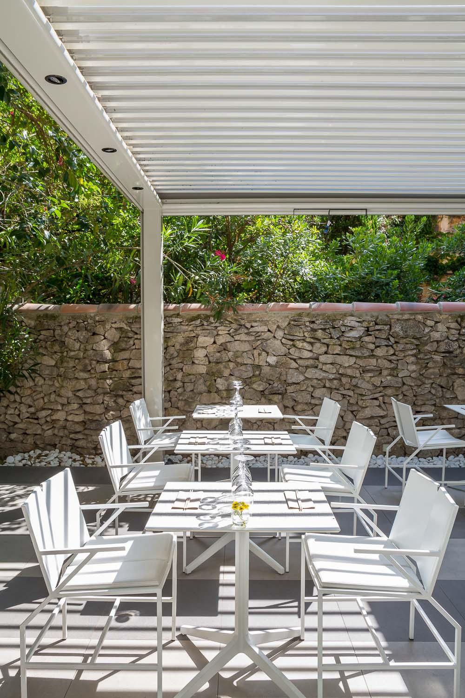 Proj ko restaurant vincent coste architecte for Koi japonais aix en provence