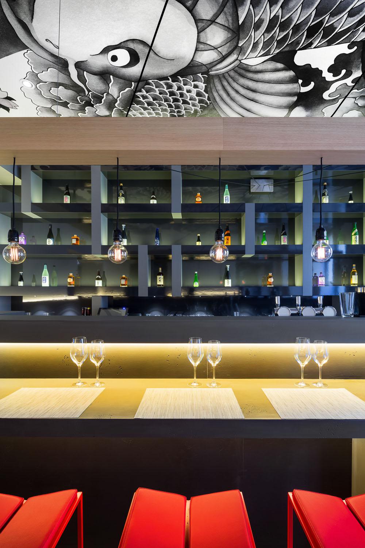 Proj ko restaurant vincent coste architecte for Restaurant koi aix