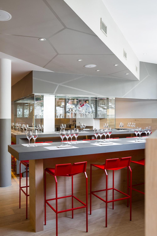 Proj koï restaurant — vincent coste architecte