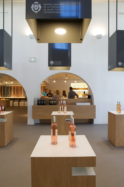 Maîtres Vignerons • Saint-Tropez •