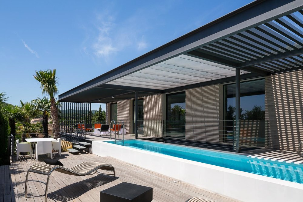 Maison H3 •Saint-Tropez •