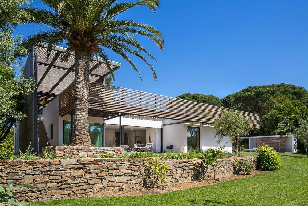 Maison L2 • Saint-Tropez •