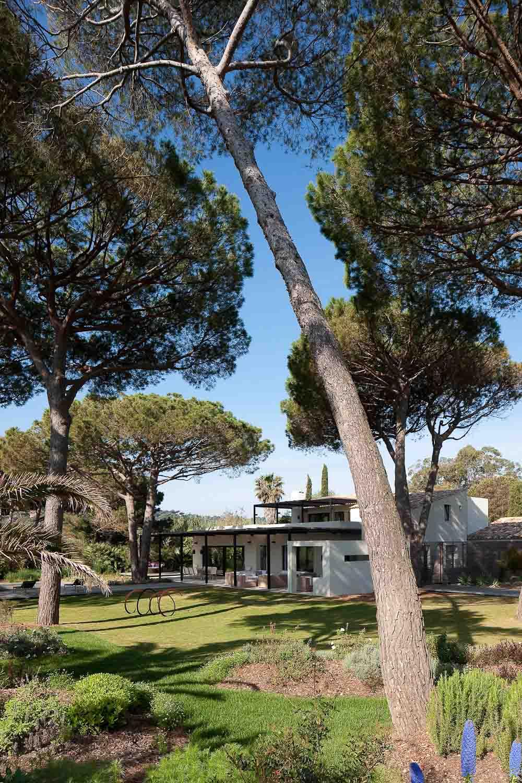 Maison WP • Saint-Tropez •