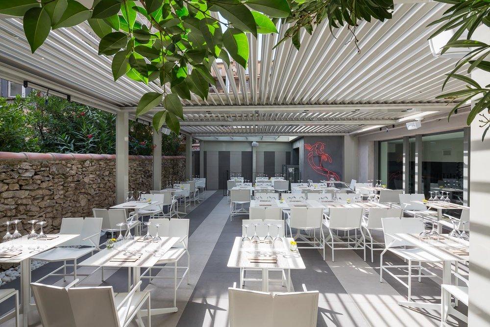 Restaurant Koï • Aix •