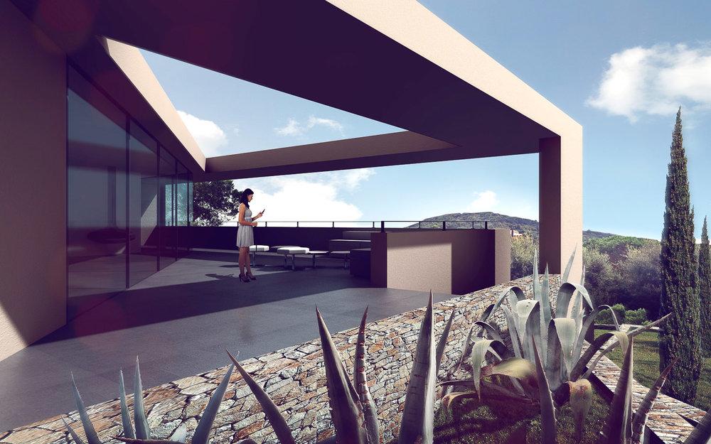 Maison L4 • Ramatuelle •