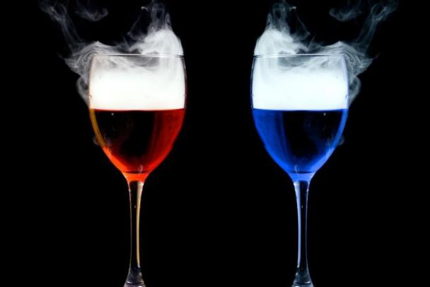 Bar magique cuisine mol culaire quand les magicien - Cocktail cuisine moleculaire ...