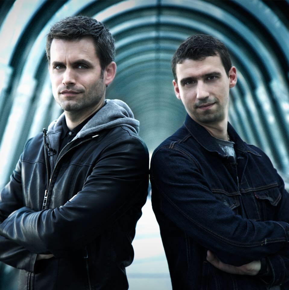 Sylvain Vip et Maxime Schucht - Collaboration technique et artistique