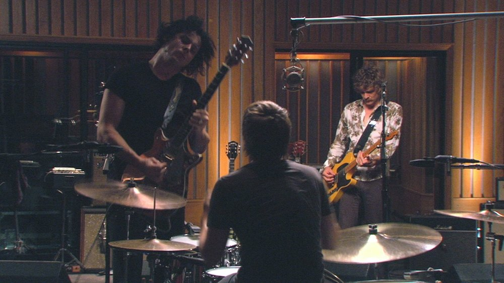 The Raconteurs - From The Basement