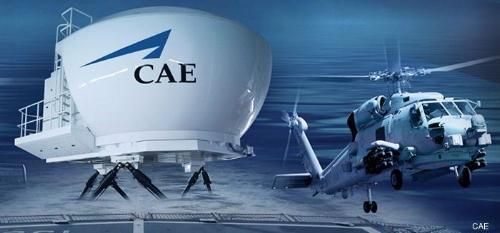 💚at CAE Burgess Hill Training Centre   WWW.CAE.COM