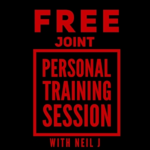 💚Joint Personal Training Session for you and a friend.