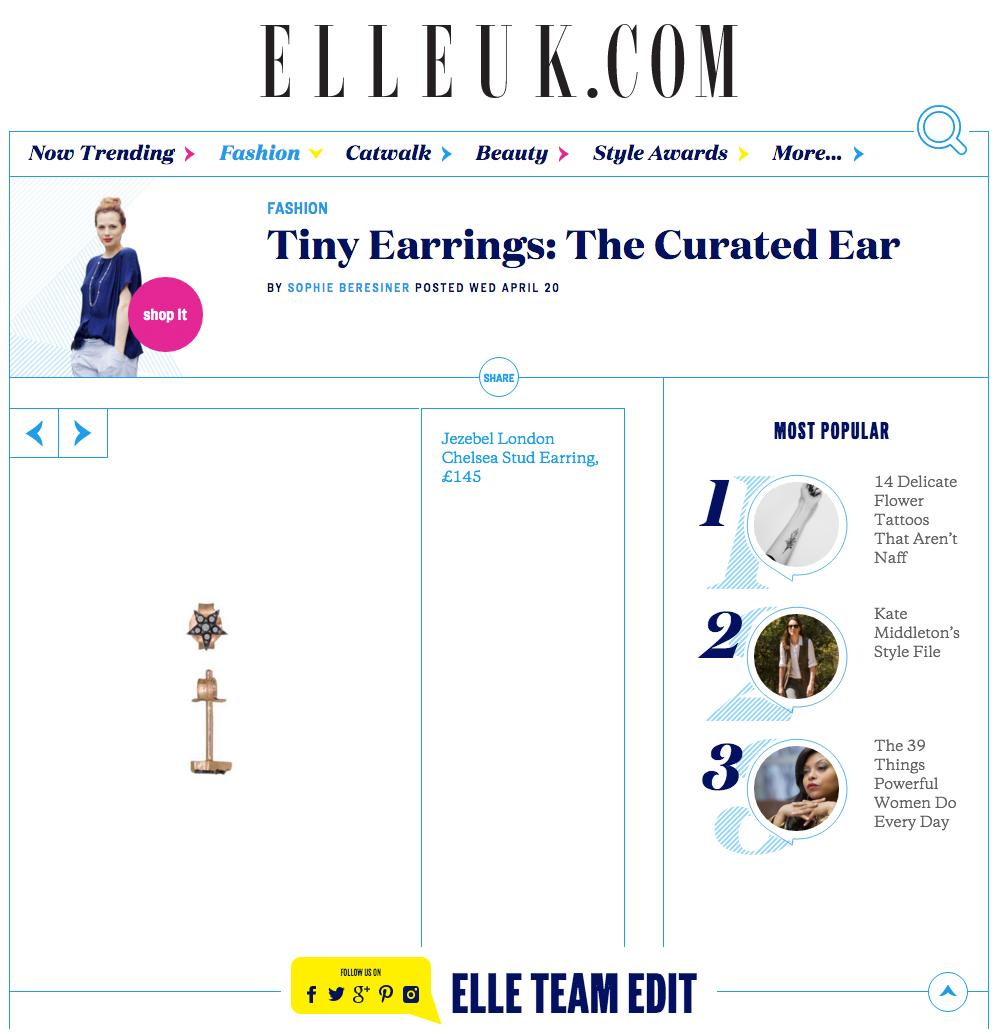 JL _ As Seen In Elle UK.Com