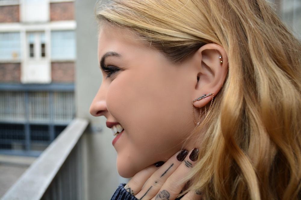 Regent Earring