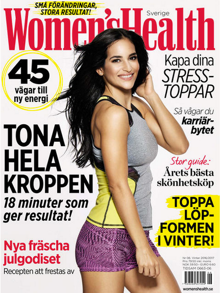 Women's Health Mag sweden