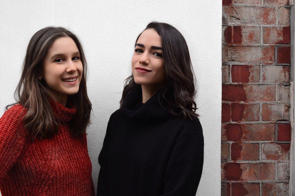 Co-Founders Tumay & Yasmin