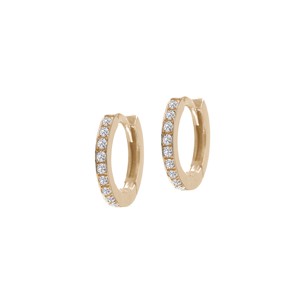 Medium Millennium Hoops