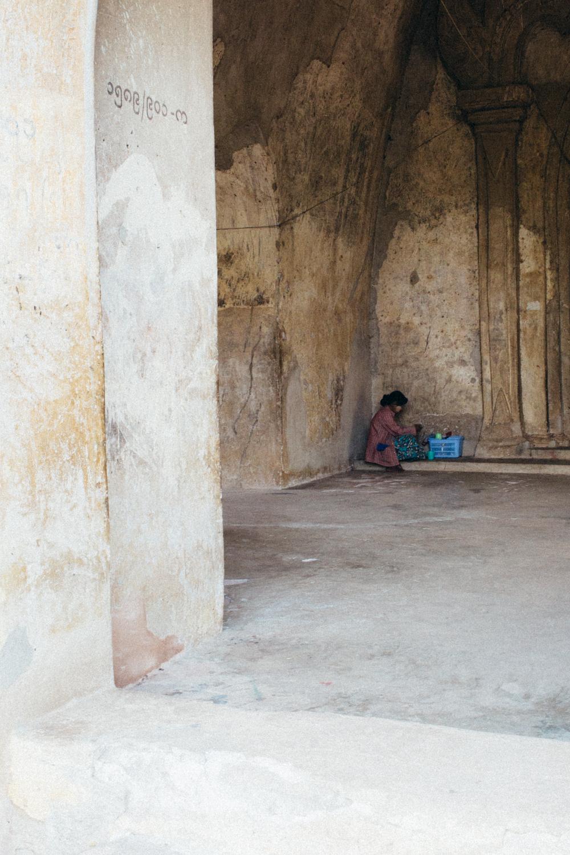 Burmese painter