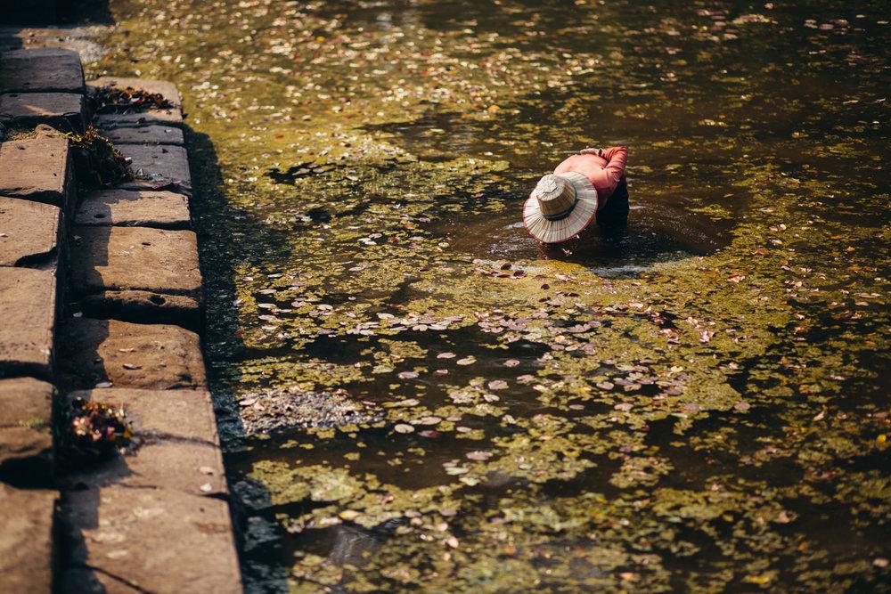 Sacred waters of Neak Pean
