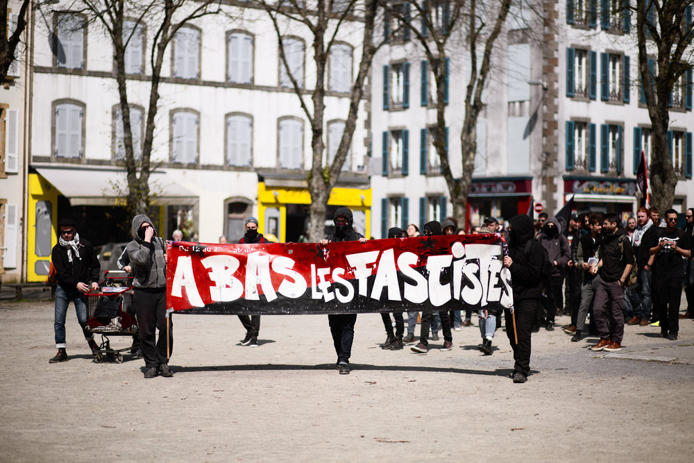 Anti-fascist Protest