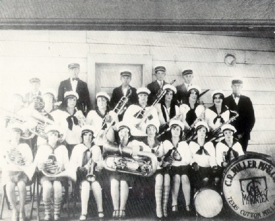 The Cotton Mill Band