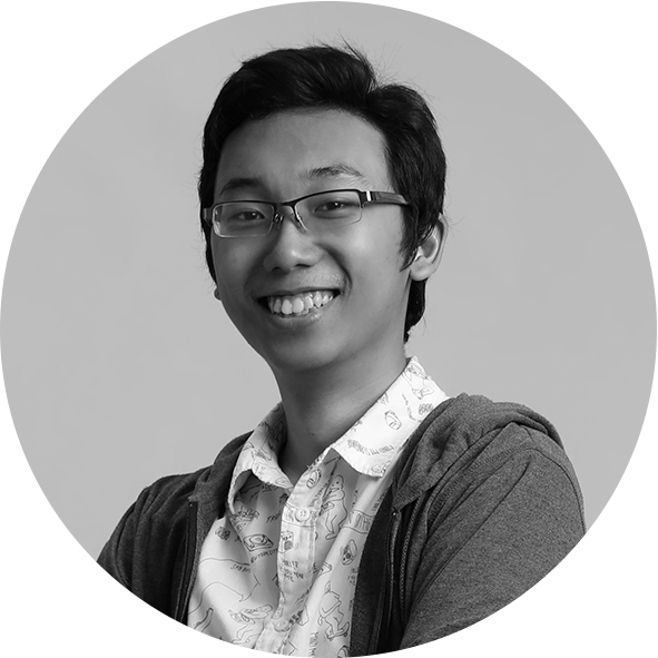 Rizky Hutama Designer Rizky joined C+C&Co in August 2016. He is very passionate about design and his interest revolves around vector arts, layout, typography and visual identity within branding. His compassion in visual communication studies has given him an intrinsic understanding towards a variety of design issues and styles. He approaches his works with enthusiasm and optimism and demonstrates a keen eagerness in learning.