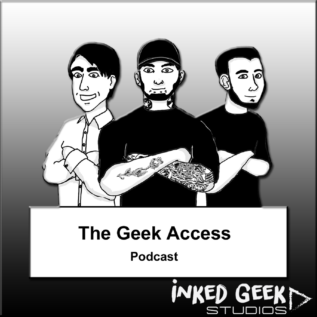 Geek Access - Inked Geek Studios