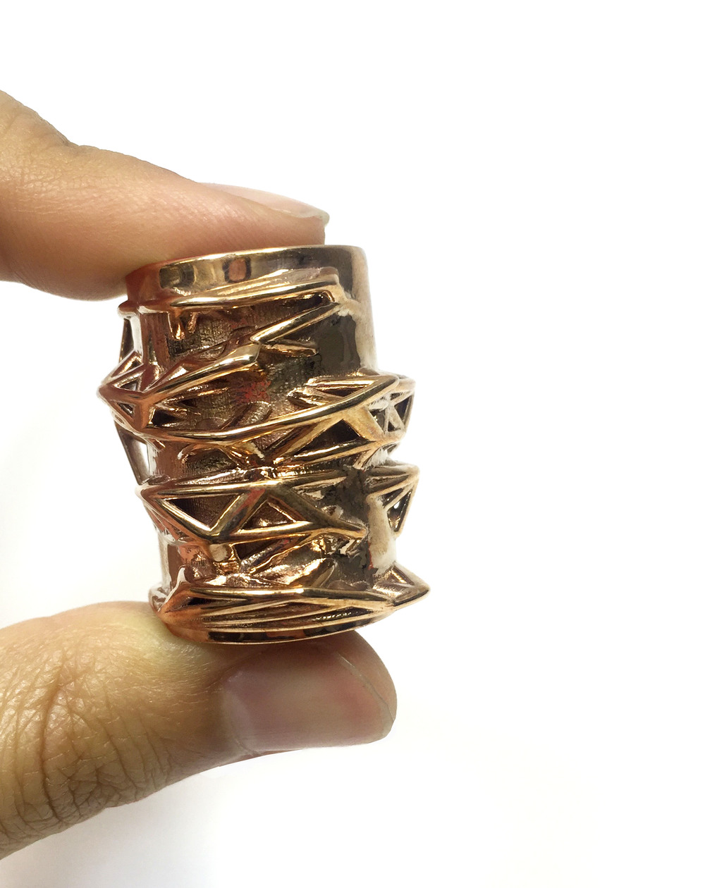 POISON IVY Ring — Merve Gulay