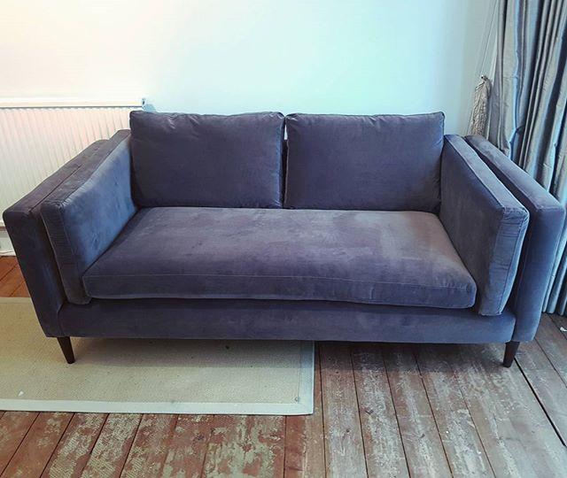 My sofa finally arrived in time for Christmas! Very very excited.