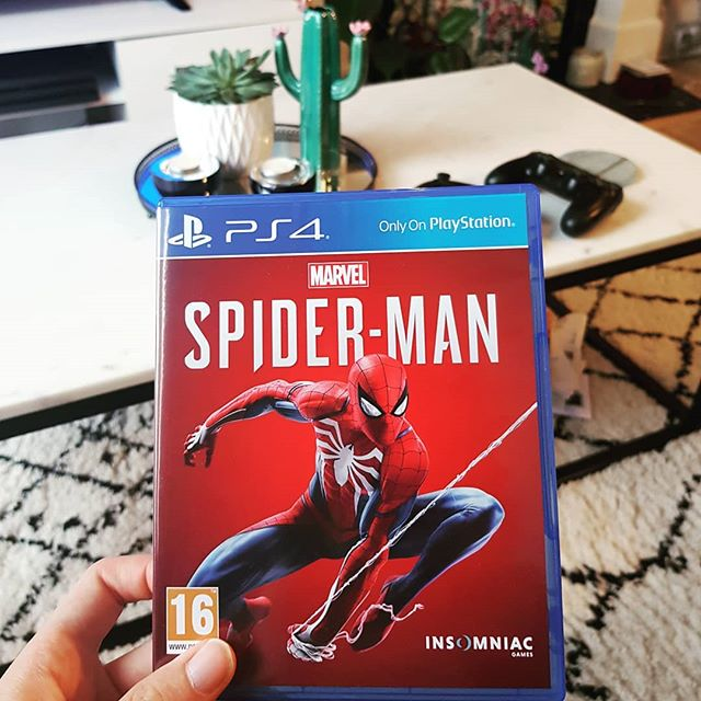 The time has come to finally play Spider-Man!