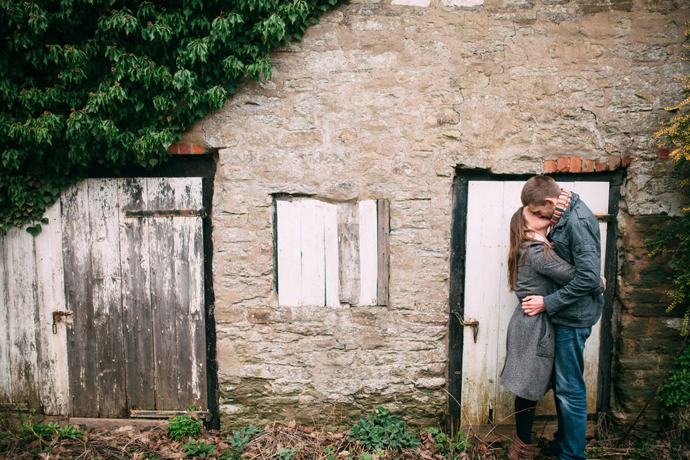 Somerset wedding photographer Molly and Nick