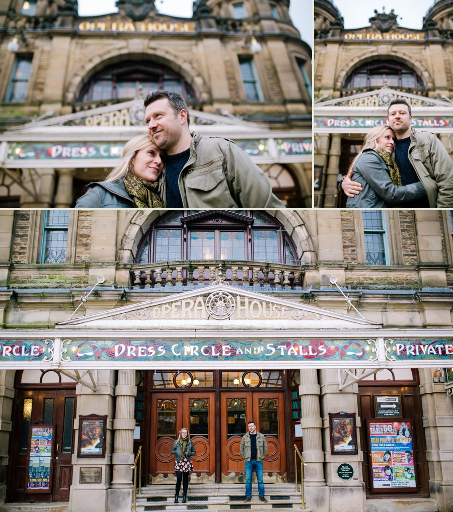 Somerset wedding photographer Buxton engagement shoot Naomi and Lewis 11