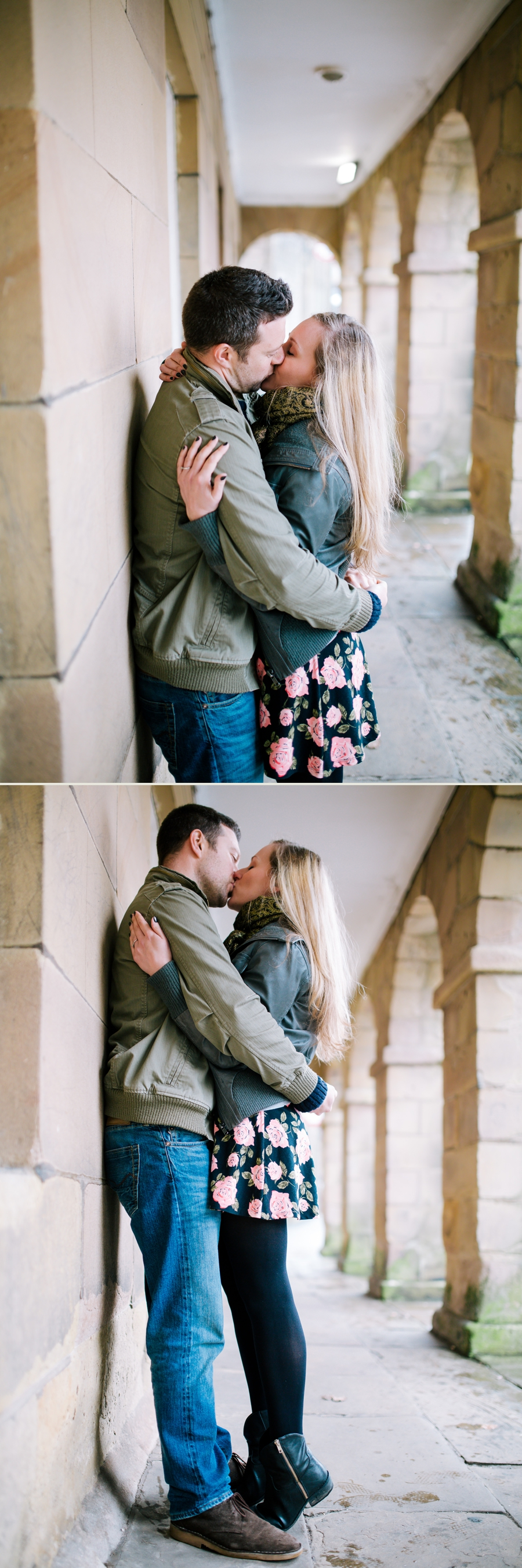 Somerset wedding photographer Buxton engagement shoot Naomi and Lewis 12