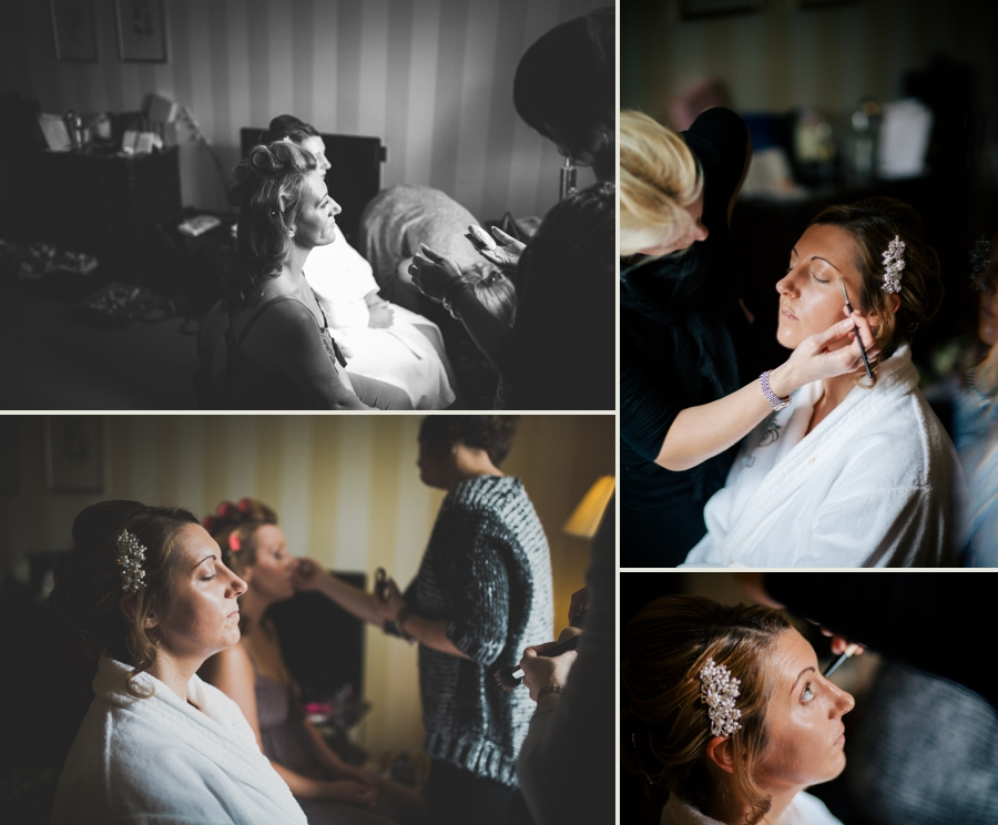 Somerset wedding photographer Wynyard Hall Kim and Owen 2