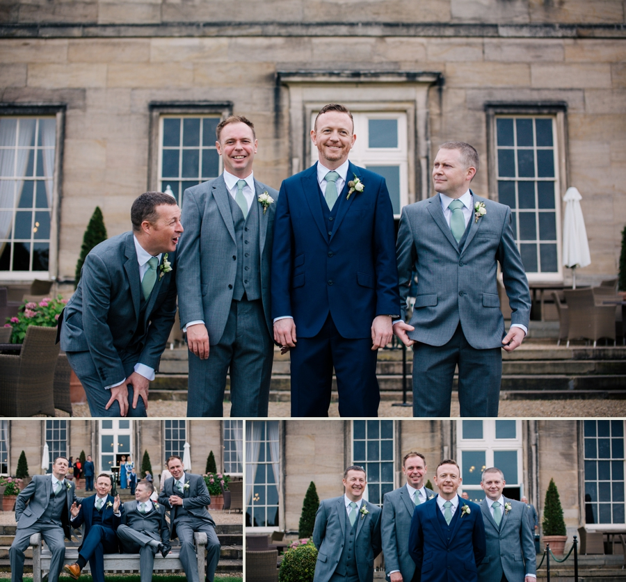 Somerset wedding photographer Wynyard Hall Kim and Owen 10