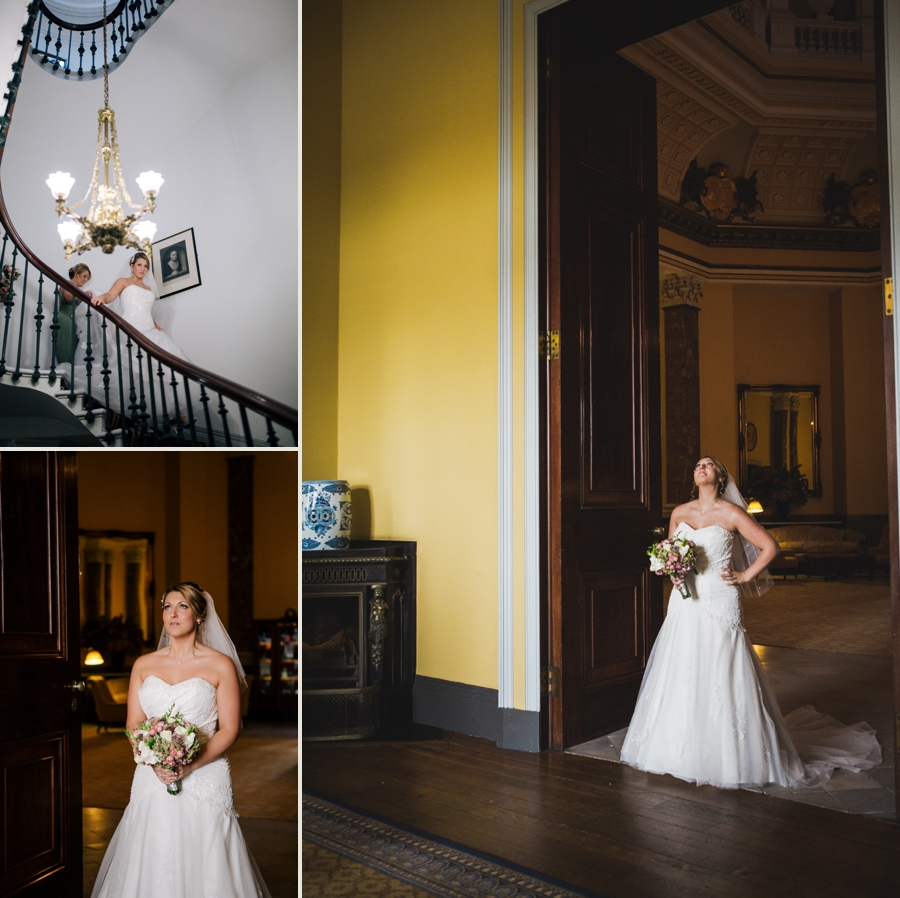 Somerset wedding photographer Wynyard Hall Kim and Owen 14