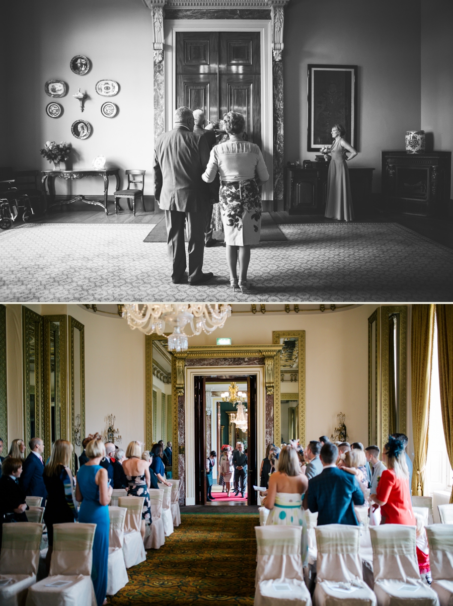 Somerset wedding photographer Wynyard Hall Kim and Owen 15