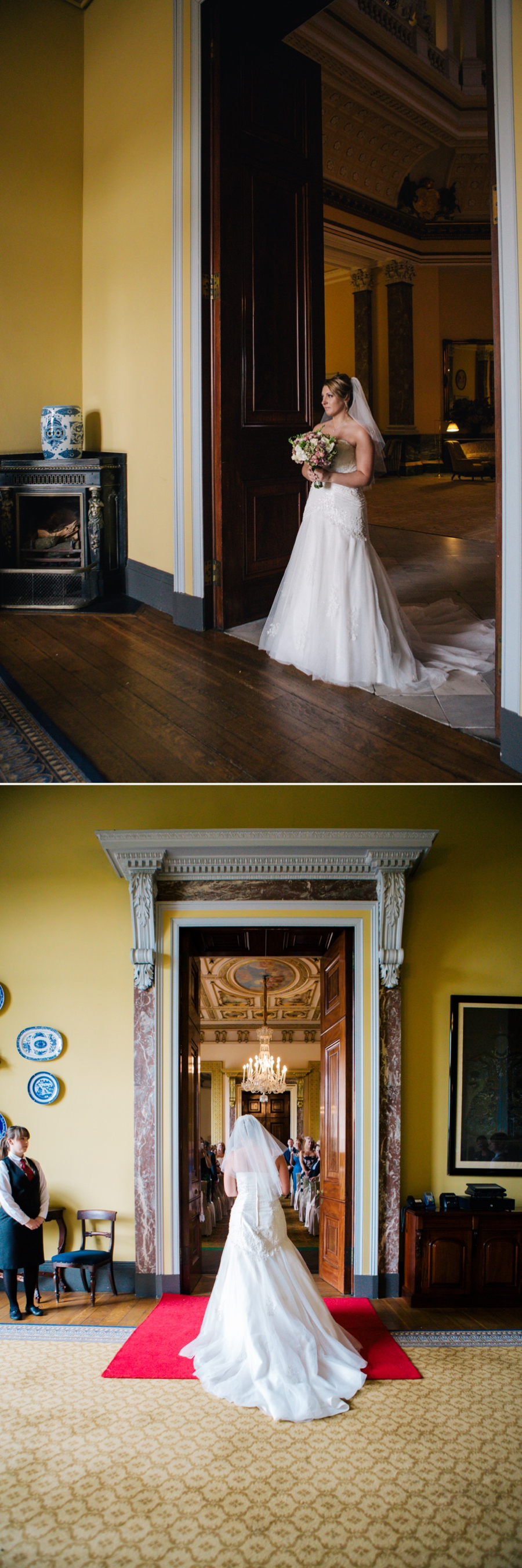 Somerset wedding photographer Wynyard Hall Kim and Owen 16