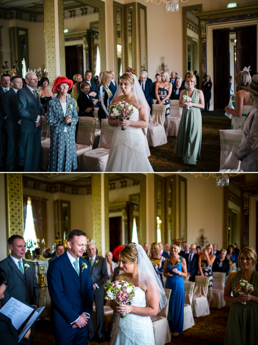 Somerset wedding photographer Wynyard Hall Kim and Owen 17