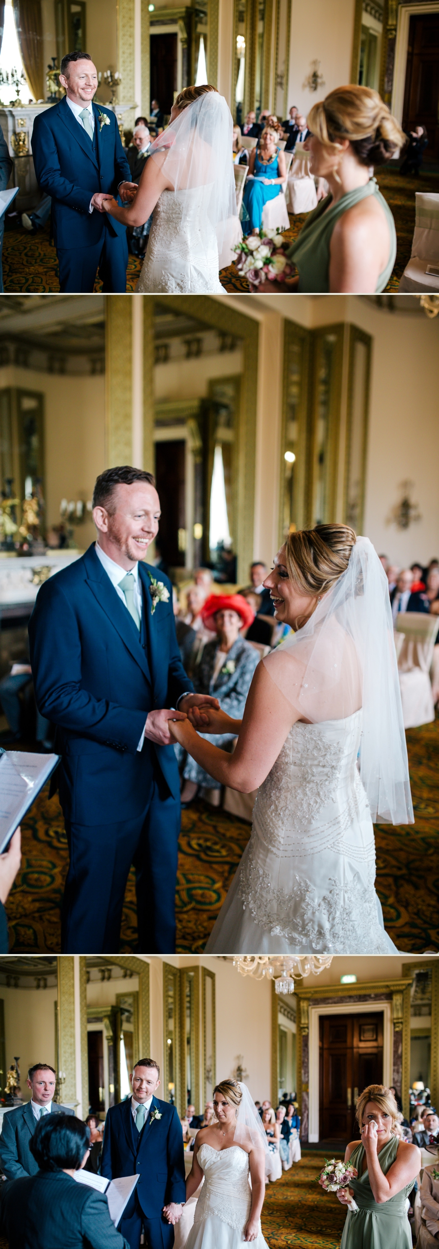 Somerset wedding photographer Wynyard Hall Kim and Owen 18