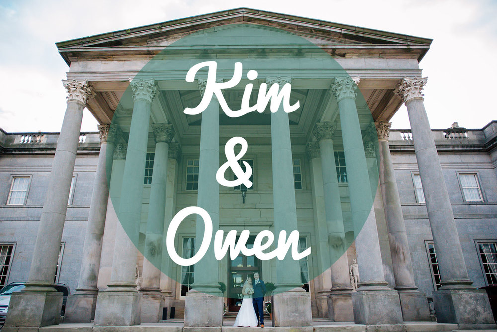 Somerset wedding photographer Wynyard Hall Kim and Owen
