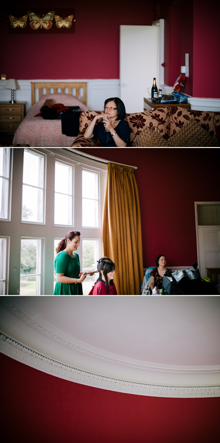 Somerset wedding photographer Michelle and Christopher Ingestre Hall 11