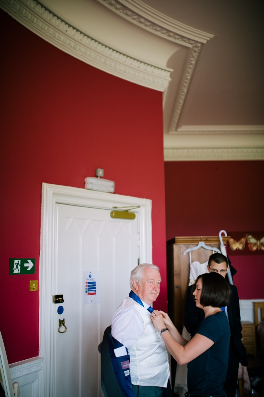 Somerset wedding photographer Michelle and Christopher Ingestre Hall 14