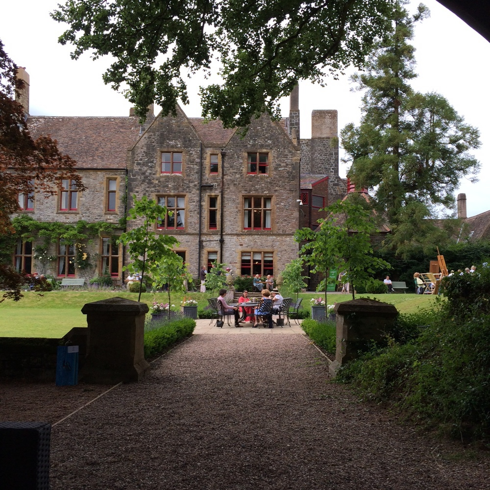 Huntsham Court Devon Wedding 4