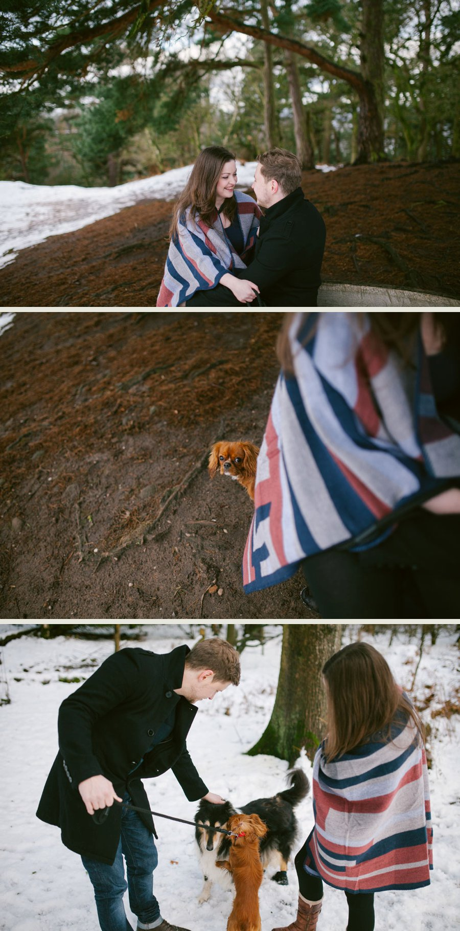 Somerset wedding photographer Sam and Pete engagement shoot 1