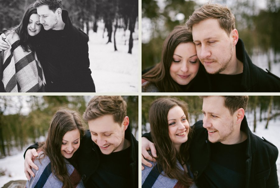 Somerset wedding photographer Sam and Pete engagement shoot 9