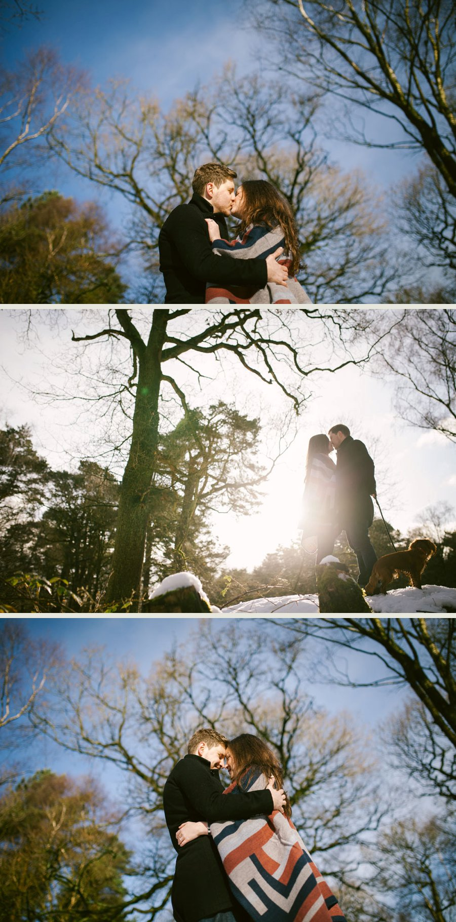 Somerset wedding photographer Sam and Pete engagement shoot 11